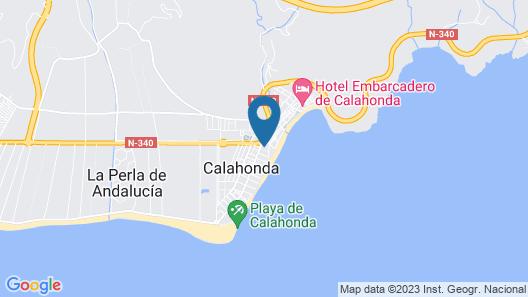 OYO Hotel El Ancla  Map