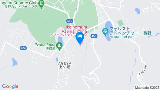 Azeiria Iizuna Map
