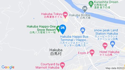 Happo Apartments Map