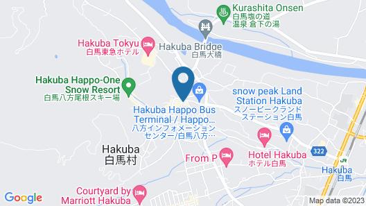 Hakuba Glorious Map