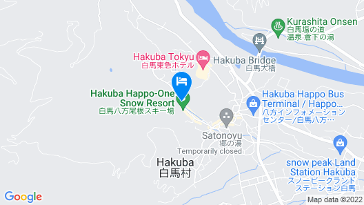 Hakuba Gondola Apartments Map