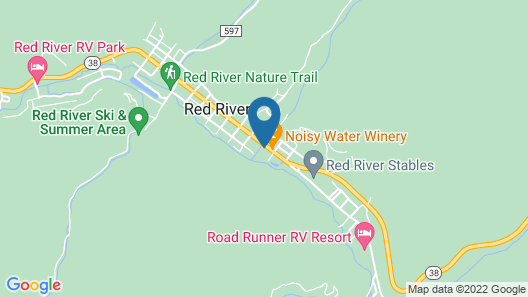 Hotel Ryland Map