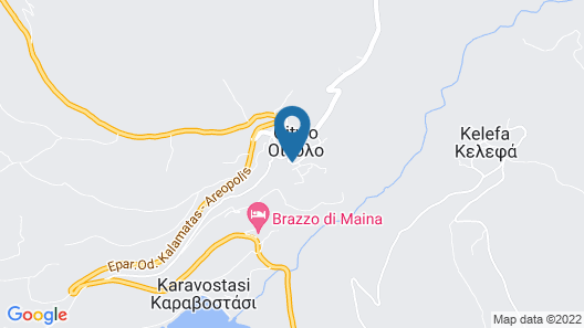 Korona Boutique Hotel Map