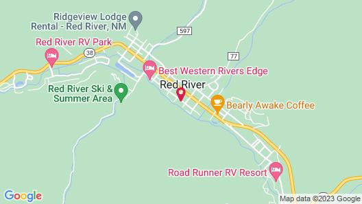WorldMark Red River Map
