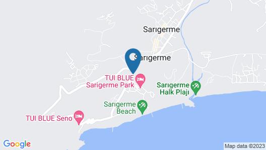 TUI BLUE Sarigerme Park - All Inclusive Map