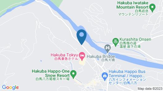 Hotel Nire no Ki Map