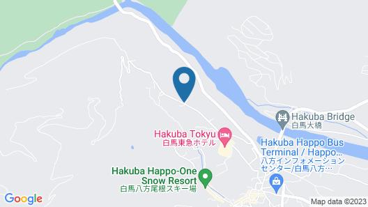 Hotel La Neige Higashi-kan Map