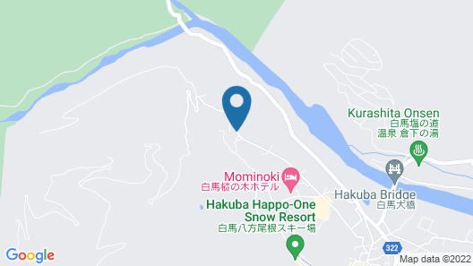 Hotel Villa Hakuba Map