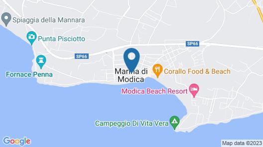 Campeggio di Vita Vera Map
