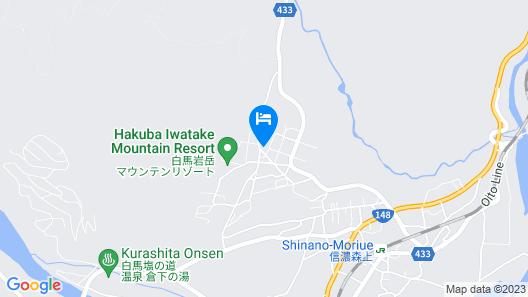Lodge Yamajyuu Map