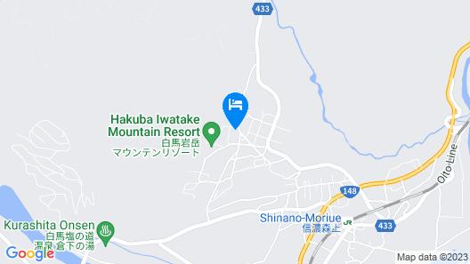 VILLA Schole HAKUBA Map