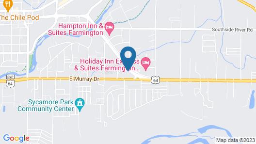 Baymont Inn by Wyndham Farmington Map