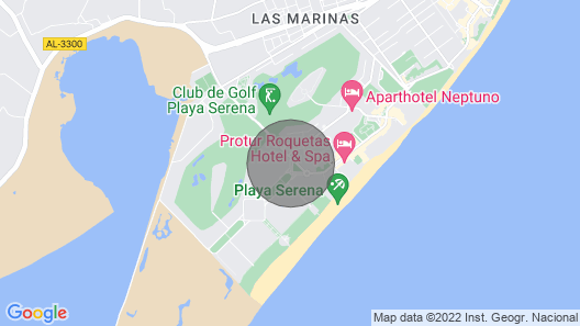 Residential Mirador Playa Serena Map
