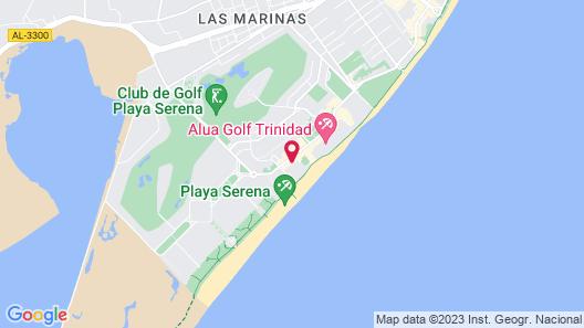 Protur Roquetas Hotel & Spa Map