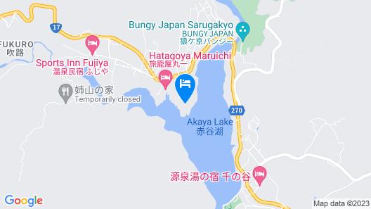 Kojokaku Map