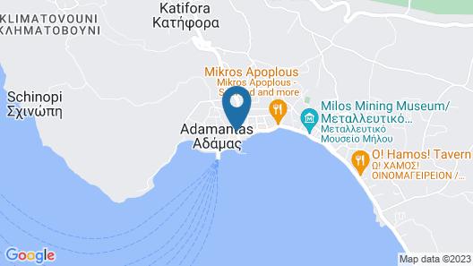 Capetan Giorgantas Map