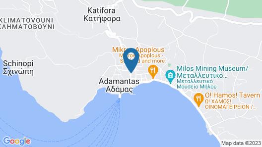 Melagrana Map