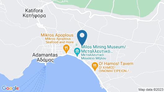 Santa Maria Village Map