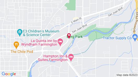 Farmington Inn Map