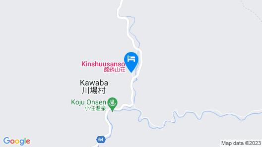kinshuusanso Map
