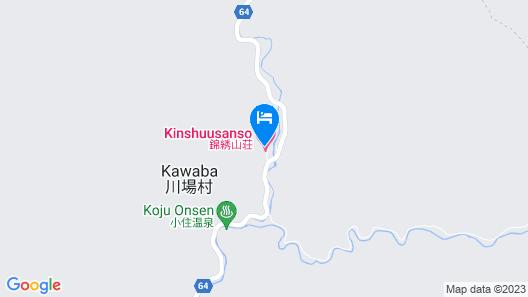 Kinshu Sanso Map