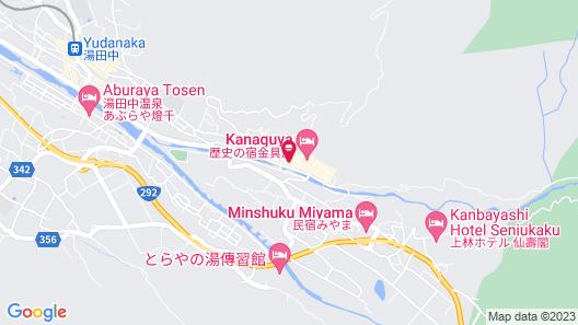 Shibu Hotel Map