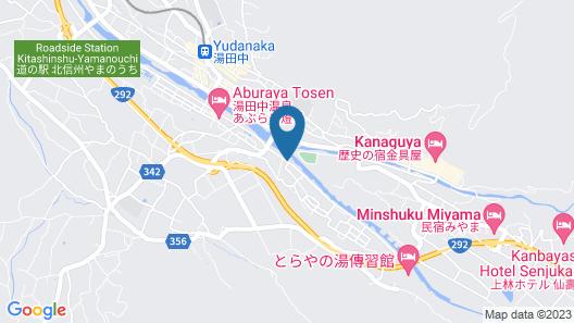 Hotel Omodaka Map