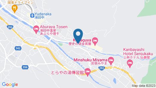 Wafu No Yado MASUYA Map