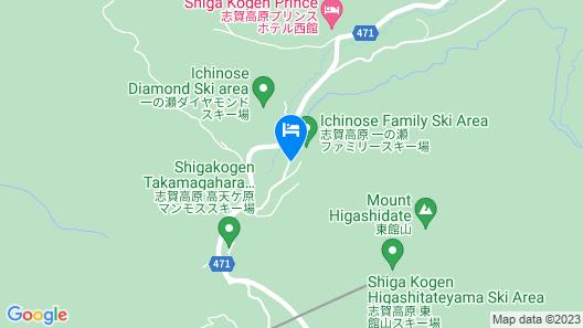 Hotel Japan Shiga Map