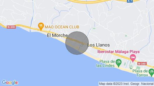 Appartament sur la Côte de Malaga - Andalousie - Espagne - Location Saisonnière Map