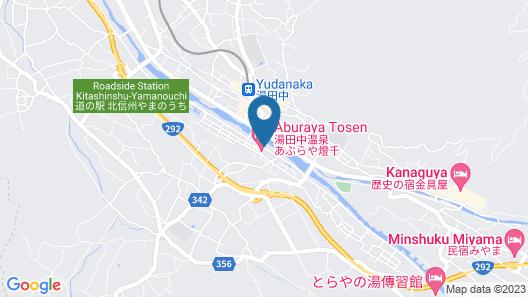 Aburaya Tosen Map