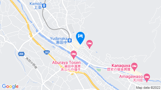 ZEN Hostel Map