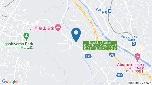 Guest House Honami-kaido - Hostel Map