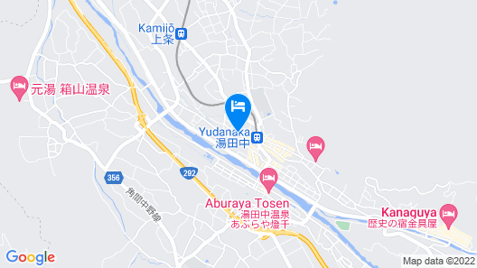 Hotel Housei Map