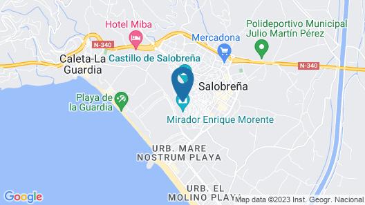 La Roka - Adults Only Map