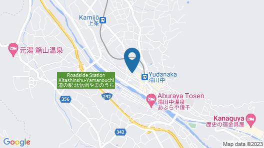 Hotel Tsubakino Map