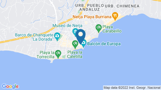Hostal Marissal Map