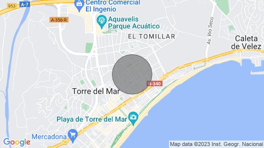 Terrasol Azucarera Atico Gran Terraza Map