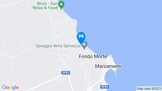 Rada Delle Tortore Map