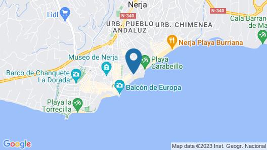 Apartamento Casa Eva Map