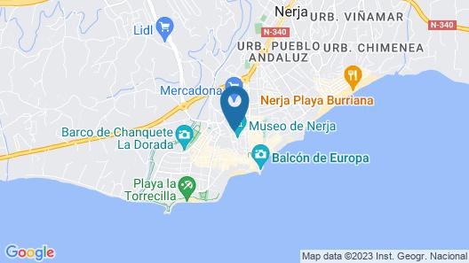 Apartamento Ana Map