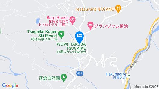 UNPLAN Village Hakuba – Hostel Map