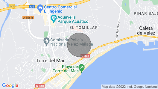 Vacational Apartment Mila Map