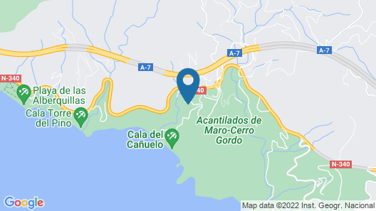 Cortijo la Venta Map