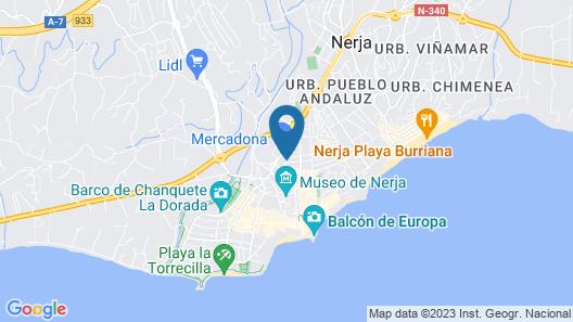 Hostal Bronce - Hostel Map