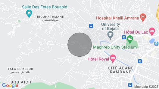 Beautiful Townhouse Map