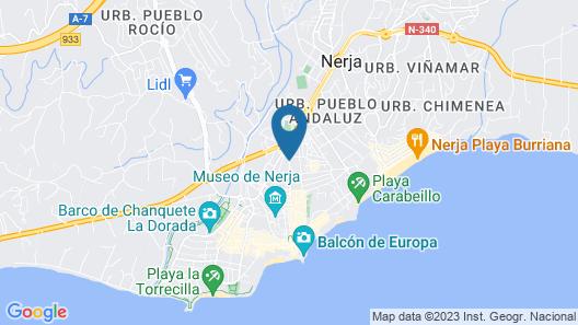 Abril Nerja Map