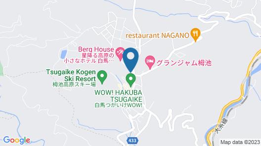 drift inn hakuba Map