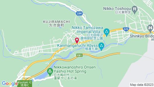 Akari No Yado Villa Revage Map