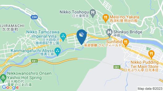 Annex Turtle HOTORI-AN Map